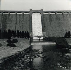 Rosemary Ellis Dam VI Surreal Photograph Silver Gelatin Print for Bodley Head