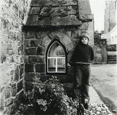 Rosemary Ellis Windows IX Silver Gelatin Photograph Print Gothic Architecture