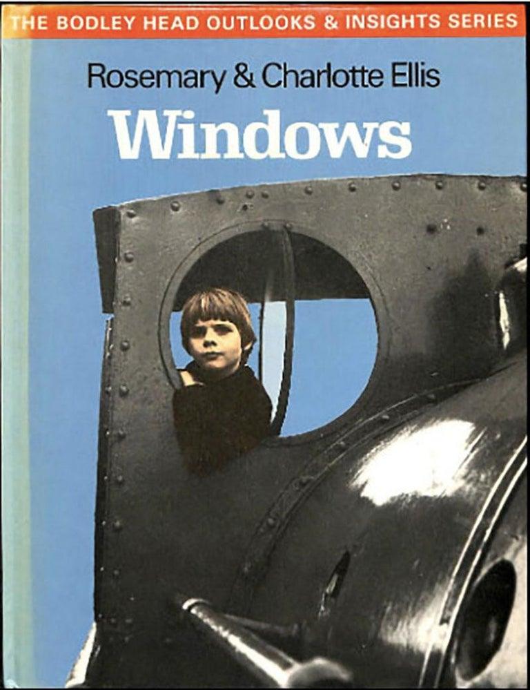 Rosemary Ellis Windows XVII Silver Gelatin Photograph Print Windows Mid Century For Sale 1