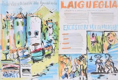Laigueglia 6 Holiday Brochure Design 1966 Peter Collins ARCA Mid Century Modern