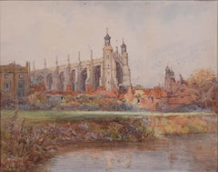 1890s Drawings and Watercolor Paintings