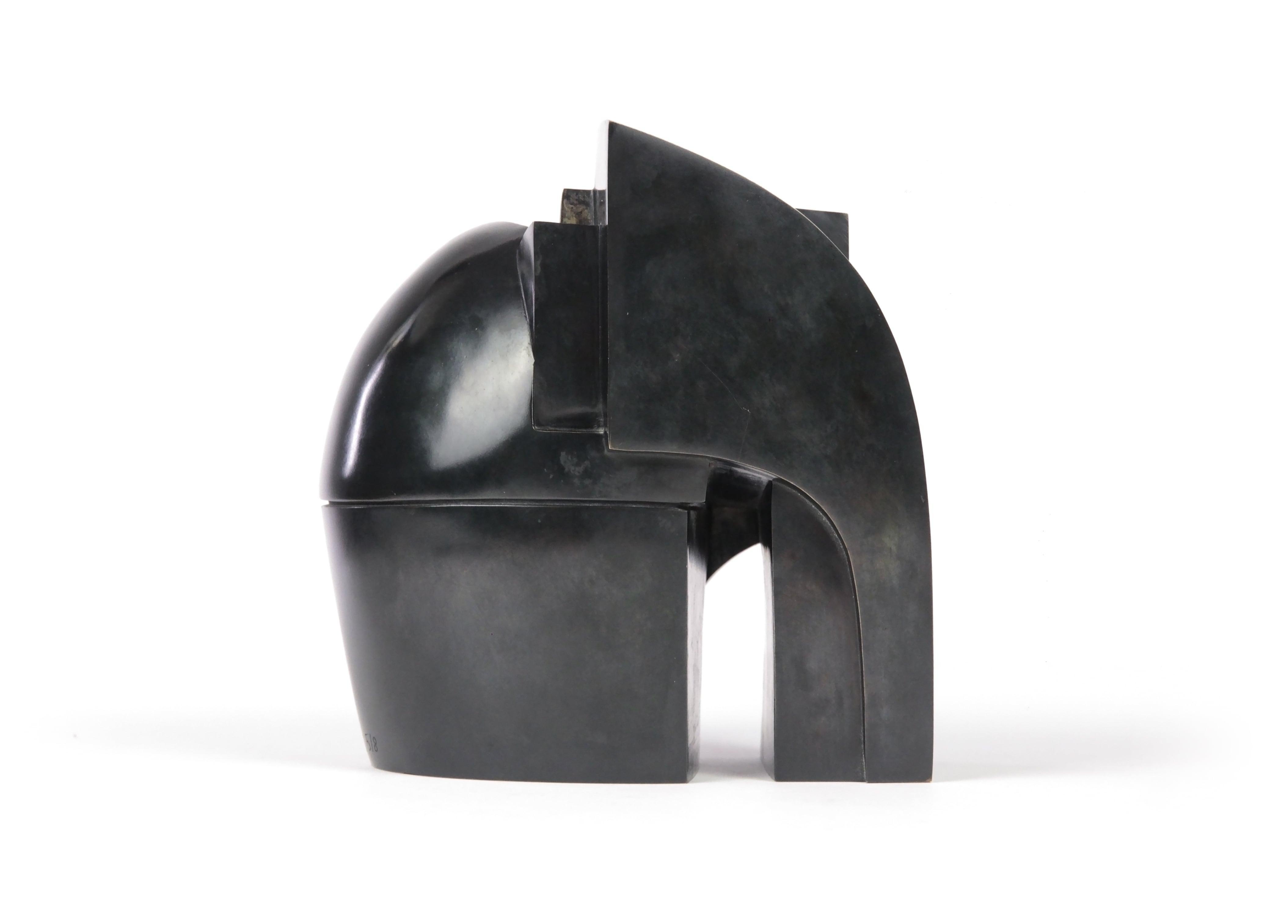 Akirokio, Animal Bronze Sculpture of an Elephant