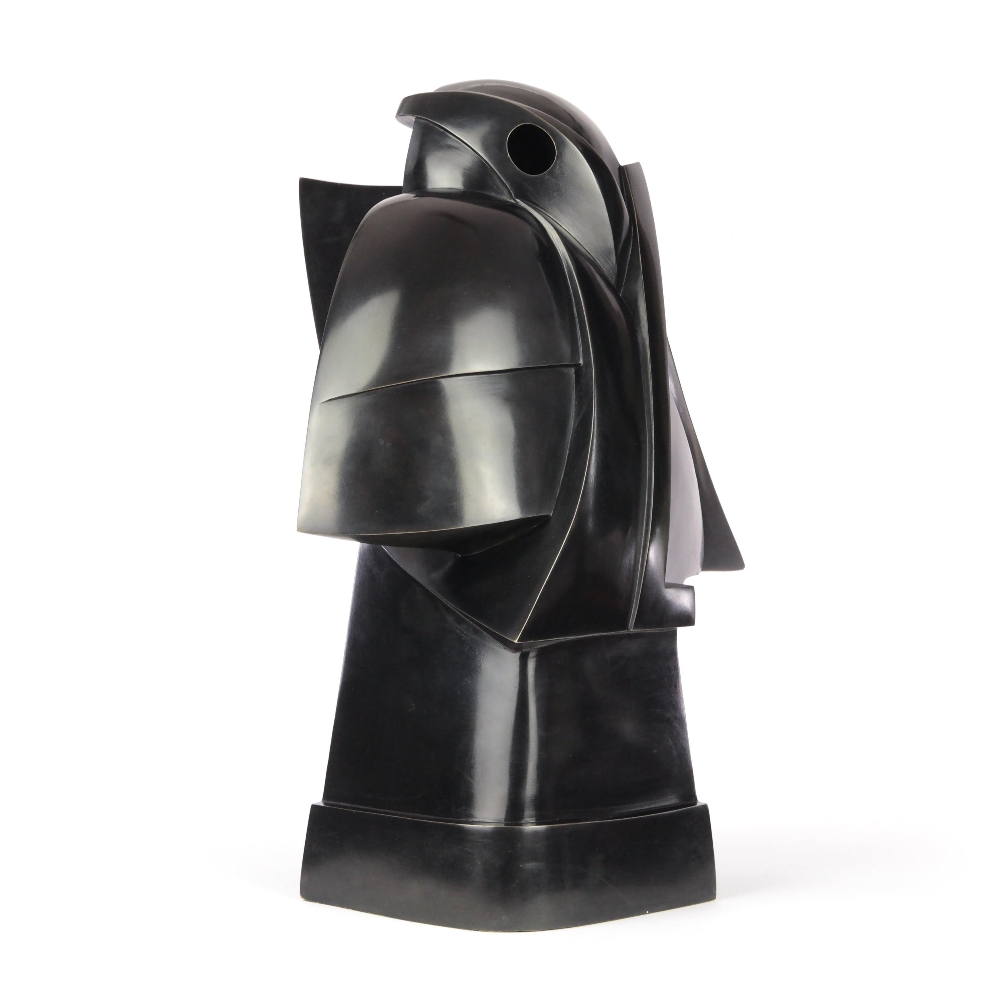 Taorakio, Animal Bronze Sculpture of a Pelican