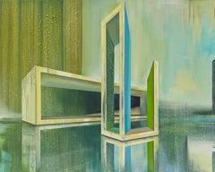 Revue, Contemporary Landscape Painting