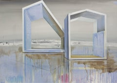 Two, Architecture and landscape painting