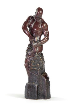Master of Your Own Destiny III, Male Nude Bronze