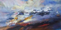 Liathach, Torridon - Scottish Landscape Painting