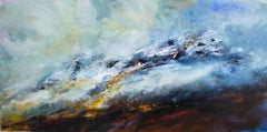 Liathach Morning Mist - Scottish Landscape Painting