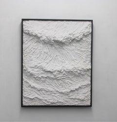Le battement perpétuel (The Perpetual Flutter) - Contemporary seascape painting