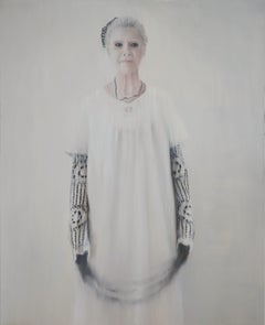 Norah (contemporary portrait painting)