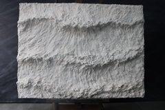 The Three Blades  by F. S. Borquez - Seascape, Ocean waves, Dimensional Art