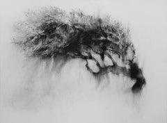 Arbre au vent - work on paper, contemporary