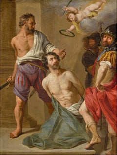 School of Liege, The Martyrdom of St Paul, A Religious Portrait