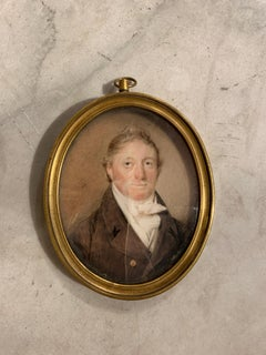 Miniatureportrait of a Gentleman
