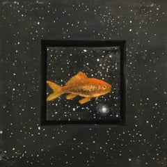 Goldfish by starlight II