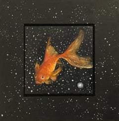Goldfish by starlight III