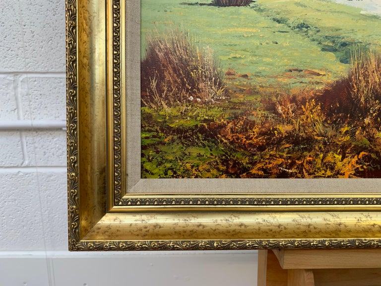 Crummock Water in the English Lake District by Modern British Landscape Artist For Sale 5