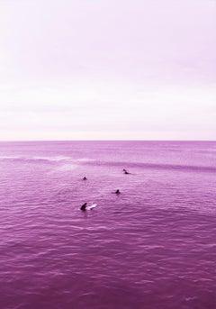 Venice Beach Purple Sea
