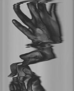 Trace [V] - Contemporary, silver gelatin print by Rad Husak