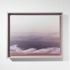 Edge no.13 - waterscape, chromogenic photograph by Nicholas Hughes