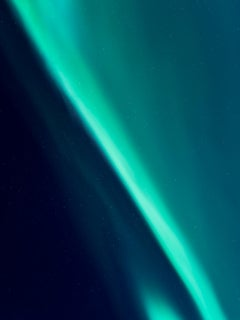 """Aurora 6"" - contemporary photograph, blue"