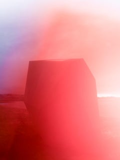 """Chroma 1 - contemporary photograph, pink"