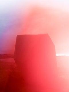 """Chroma 1 - contemporary photograph, pink"
