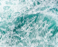 """Waves 10"" - contemporary photograph, ocean"