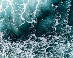 """""""Waves 7"""" - contemporary photograph, ocean"""