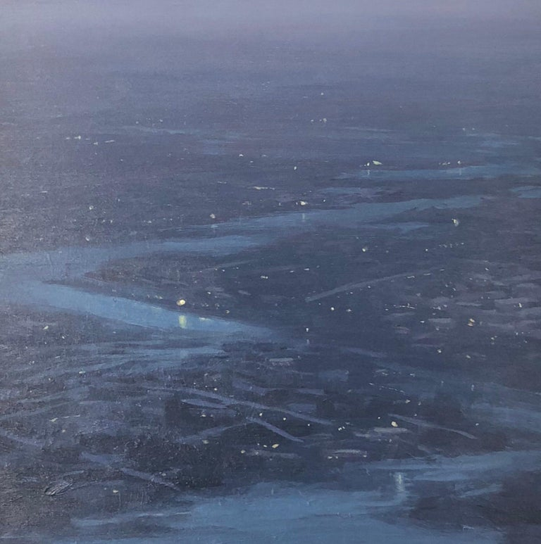 Brian Sindler Landscape Painting - Amsterdam #5
