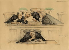 L'Accord (The Agrrement / a satirical French look at their legal community)