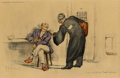 Mon Cher Client, Tout S'arrange (Satirical scene in the French legal community)