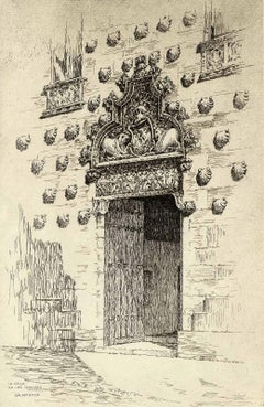 La Casa de las Conchas, Salamanca