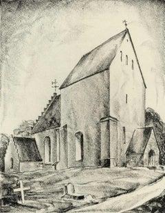 The Old Uppsala Church (Sweden)