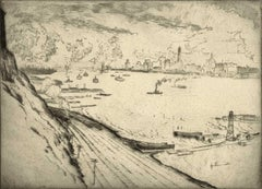 North River (New York Harbor from Weehawken)
