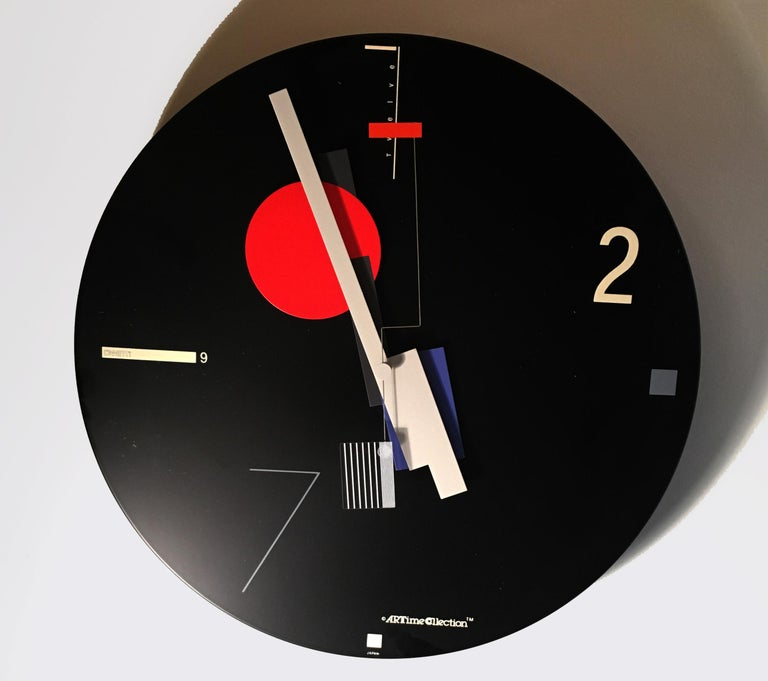 ART TIME WALL CLOCK For Sale 3