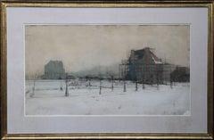 The New Neighbourhood - British London Victorian landscape building construction