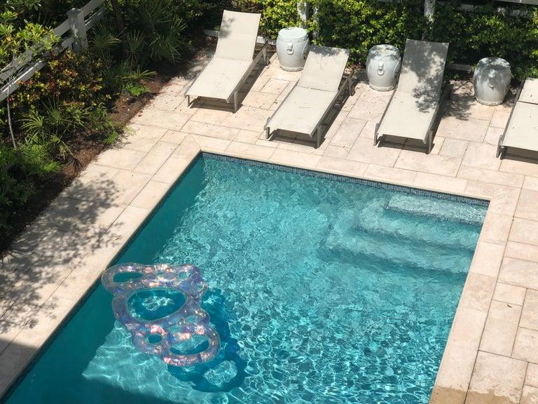 Misha Kahn Bellyflop Pool Float - Contemporary Art by Misha Kahn