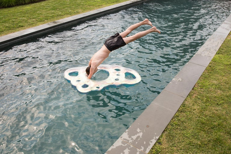 Misha Kahn Bellyflop Pool Float 1