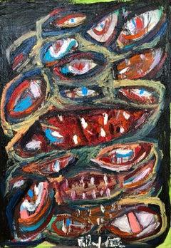 Mexican Contemporary Artist Fengh Villalpando