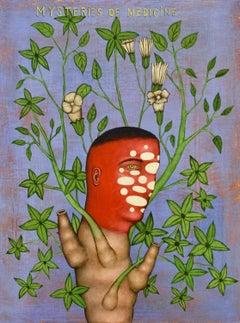 Paint. Mysteries of Medicine