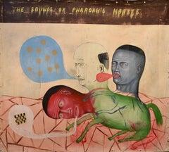Paint. The Sounds of Pharoah's Horses