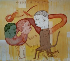 Paint. Mystery of the Hydra