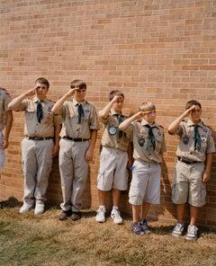 Omaha Sketchbook: Boy Scouts 1, Omaha, NE, 2005-2018 - Contemporary Photography