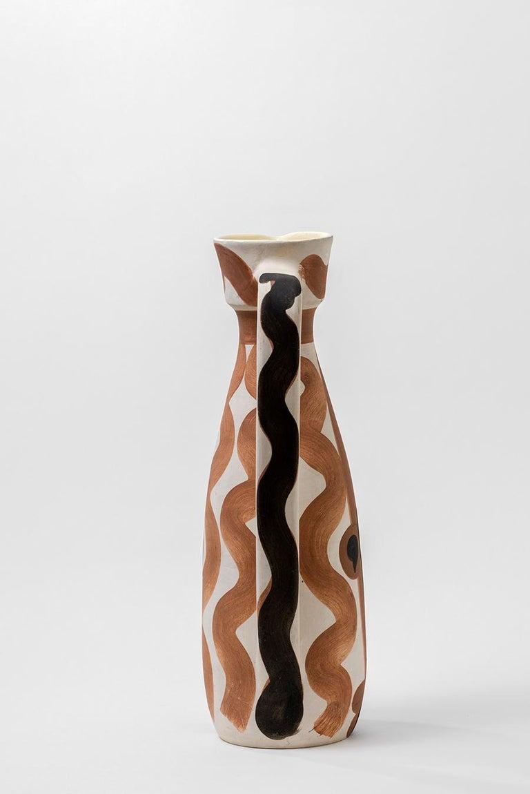 Pablo Picasso - Madoura Ceramic: Face (Visage) For Sale 4