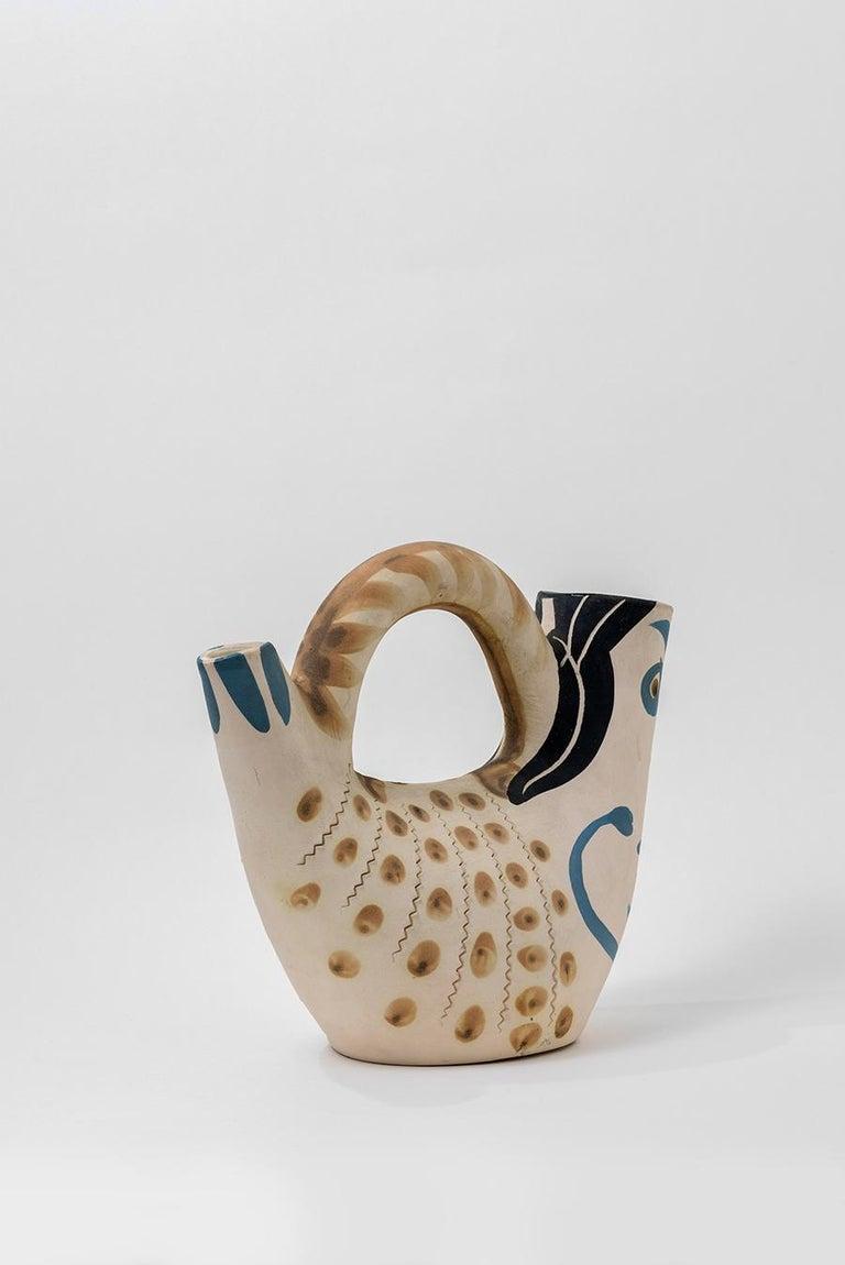 Pablo Picasso - Madoura Ceramic: Prow Figure (Figure de Proue) - Art by Pablo Picasso