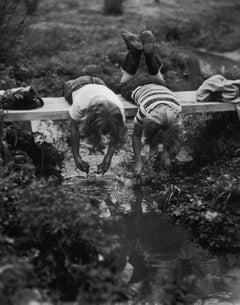 Young Bug Lovers, Arkansas, 1953 - Yale Joel (Photography)