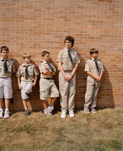 Omaha Sketchbook: Boy Scouts 2, Omaha, NE, 2005-2018 - Contemporary Photography