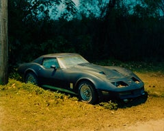 Omaha Sketchbook: Blue Corvette, 2005-2018 - Contemporary American Photography