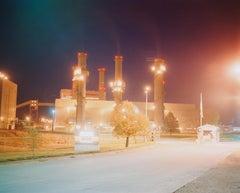 Omaha Sketchbook: North Omaha Power Station, Omaha, NE, - Photography